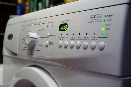 Pas de machines vers 19 h un acte de civisme enviro2b - Vinaigre machine a laver ...