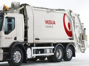 Veolia camion benne enviro2b - Camion benne americain ...