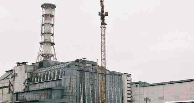 Sarcophage Tchernobyl