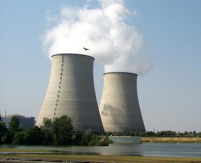 Nucleaire d faillance du refroidissement de la piscine for Belleville sur loire piscine