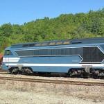 Trains diesel
