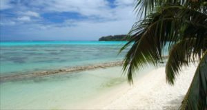 plage de polynésie