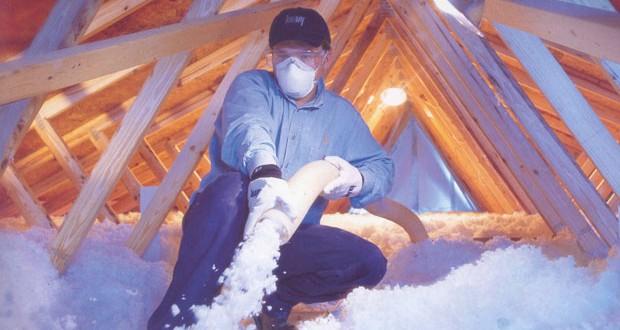 Pr parez l 39 hiver en r novant l 39 isolation de votre maison for Meilleur isolant combles perdus
