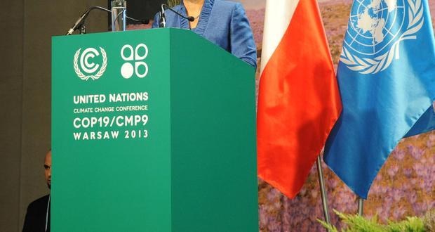Conférence ONU sur le climat 2013 à Varsovie