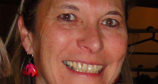 Christine Berne, ingénieur climatologue (crédit Météo France)
