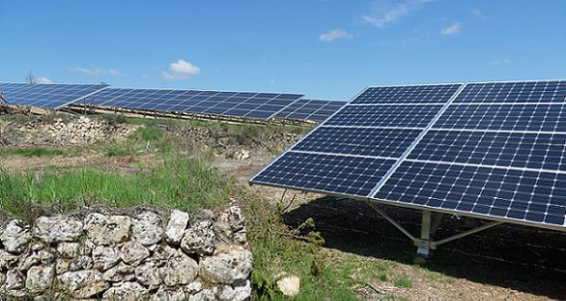 Centrale solaire de Montmayon - Voltalia