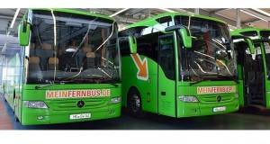Bus longue distance Allemagne