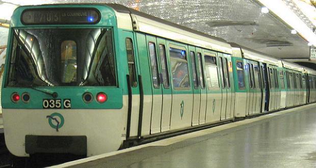 RATP Wagon métro