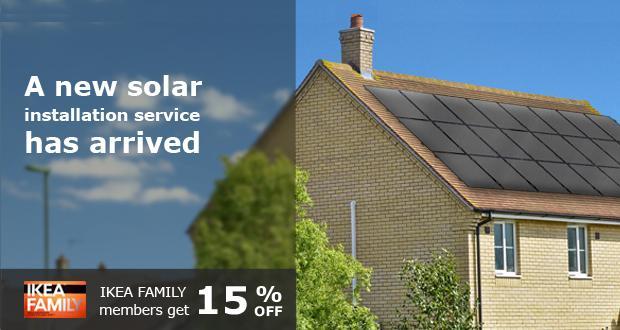 ikea devrait vendre ses panneaux solaires en france enviro2b. Black Bedroom Furniture Sets. Home Design Ideas