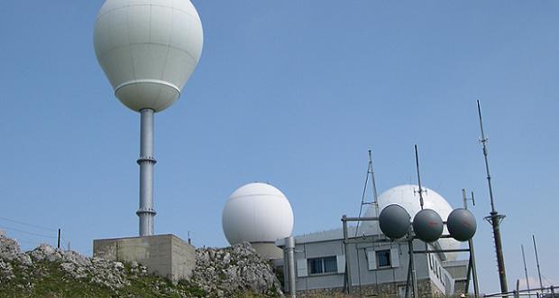 Radars La Dole (crédit Serge Nueffer)