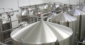 Cuves dans industrie agroalimentaire