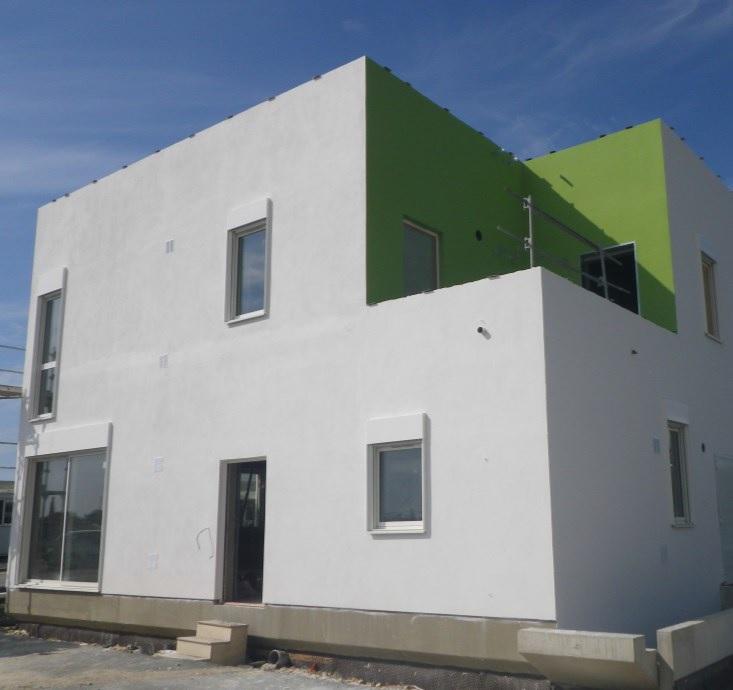 pr s de la rochelle se construit la maison du futur qui optimise la qualit de l 39 air int rieur. Black Bedroom Furniture Sets. Home Design Ideas