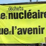 Manifestation nucleaire tue l'avenir Association (Bure : Stop)