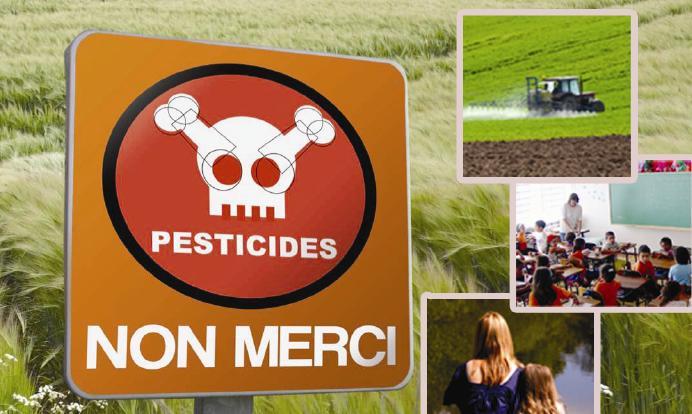 Pesticides MDRGF et Health