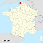 Boulogne-sur-mer carte