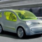 Renault voiture électrique Ze