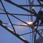 Electricité très haute tension