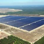 Centrale solaire Lieberose