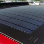 Kyocera Solar Module Prius