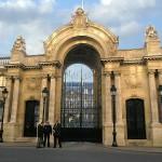 Palais Elysée entrée principale