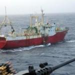 Pêche illégale en Australie