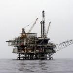 Puits pétrole offshore