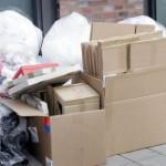 Déchets emballage