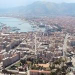 Ville de Palerme en Sicile
