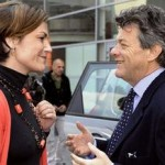 Chantal Jouanno et J.L. Borloo