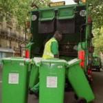 Collecte ordures Paris