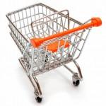 Caddie grande distribution consommation