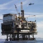 Plate-forme offshore pétrole