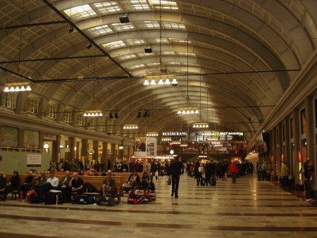 Gare de stockholm agence forex