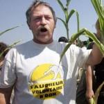 Jose Bove Faucheur d'OGM