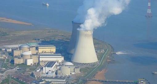 Centrale nucléaire de Doel (Alexandre Jacquemin)
