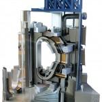 ITER - réacteur Tokamak