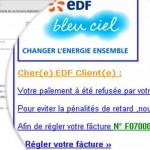 Mail EDF