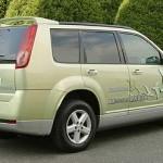 Nissan  X-Trail FCV (PAC)