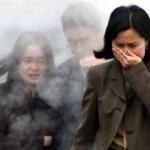 pollution Pekin