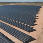 Centrale solaire de Crucey