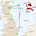 Pétrole mer du Nord (Total)