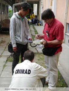 Radioactivité Ecole Moriai (Chareyron Courbon Iwata)