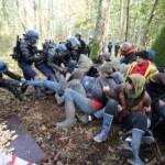 NDDL - Intervention forces de l'ordre