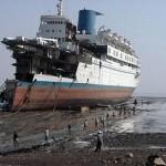 démantèlement navire