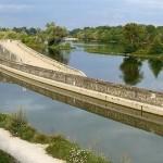 Canal Orléans - Saint Jean de Braye (crédit Pline)
