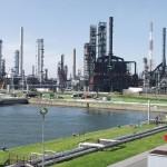 Raffinerie Total à  Anvers
