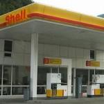 Station-service Shell