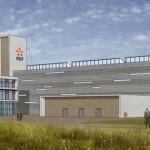 EDF - Projet de site à Saint-Dizier