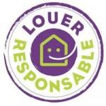 Louer responsable logo