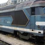 Train vieux véhicule